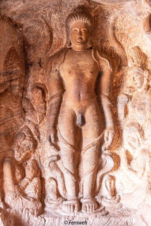 Bahubali in cave 4.