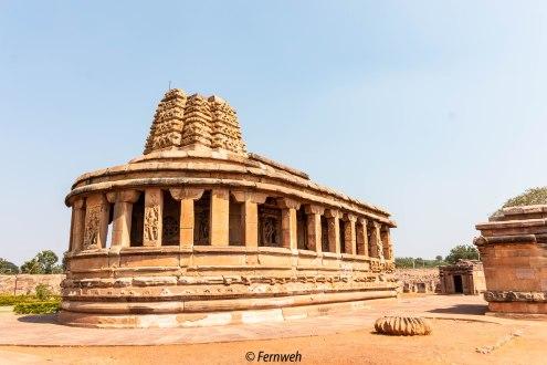 Durga temple cluster