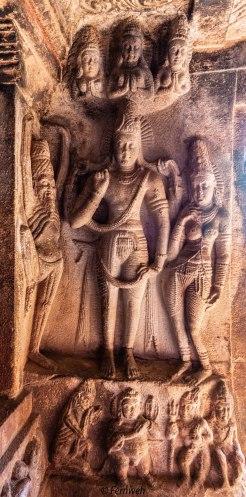 Bhagiratha penance